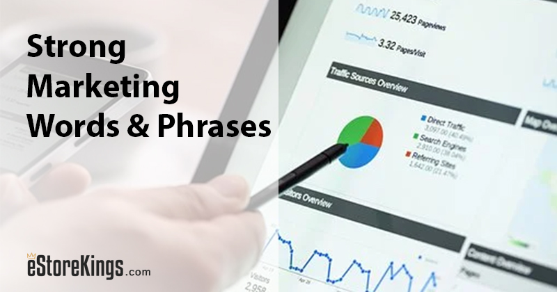 20 Effective Marketing Words and Phrases